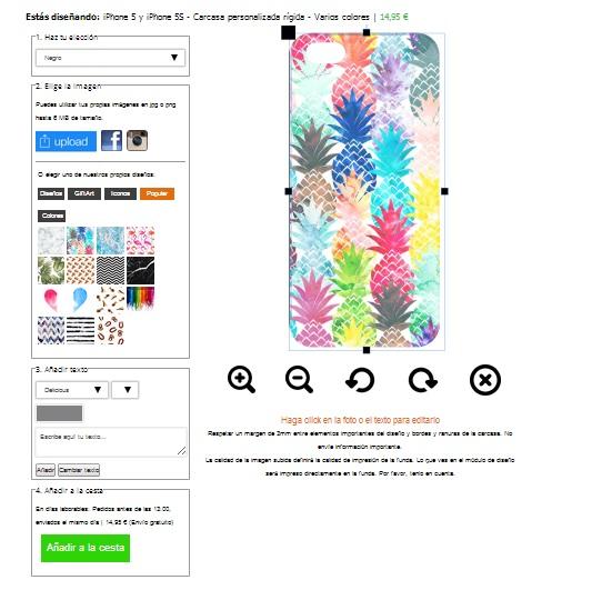 Zelf een iPhone 5C hardcase ontwerpen
