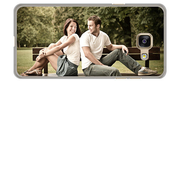Galaxy A3 softcase hoesje maken