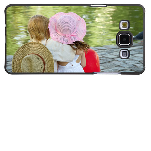 Galaxy A5 hardcase maken