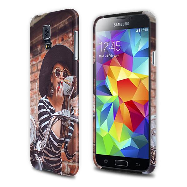 Galaxy S5 met foto