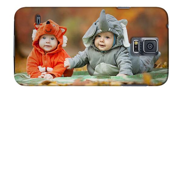 Samsung Galaxy S5 mini Hardcase hoesje met foto