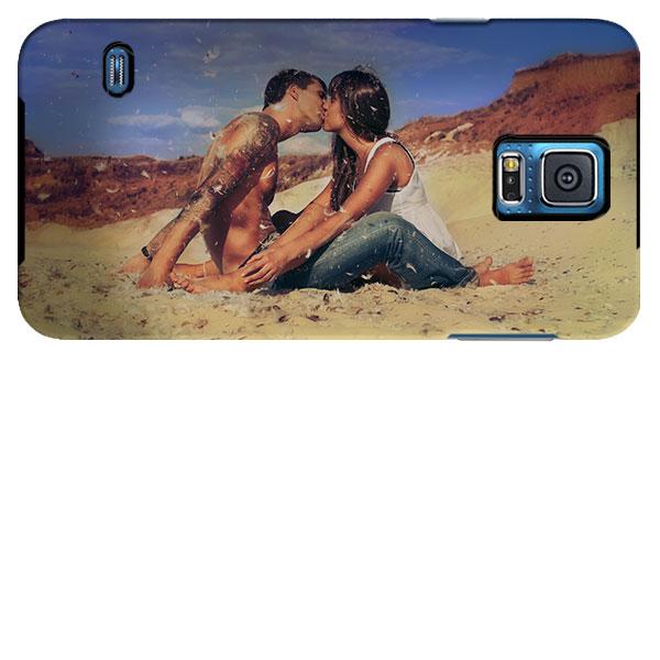 iPhone tough case rondom bedrukt met foto