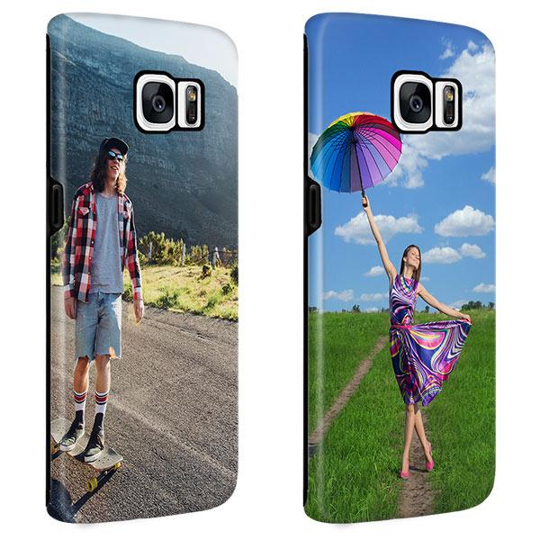 Samsung Galaxy S7 edge hoesje met foto