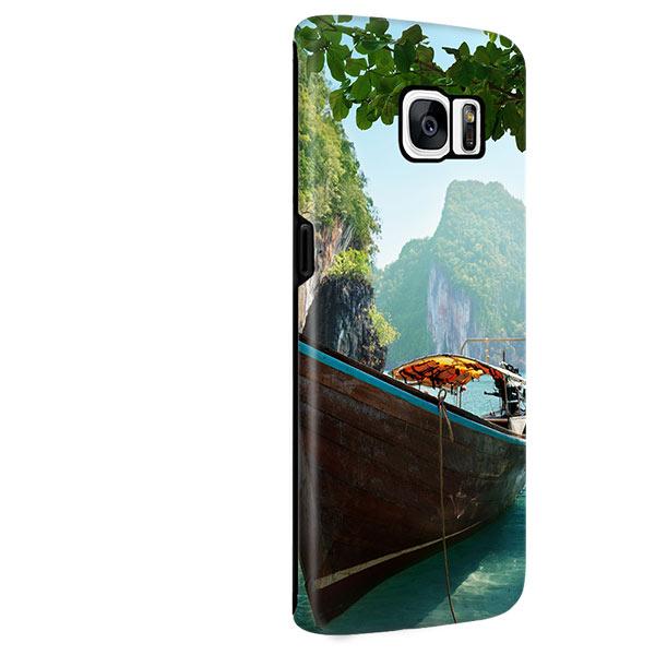 Samsung Galaxy S7 edge hoesje maken