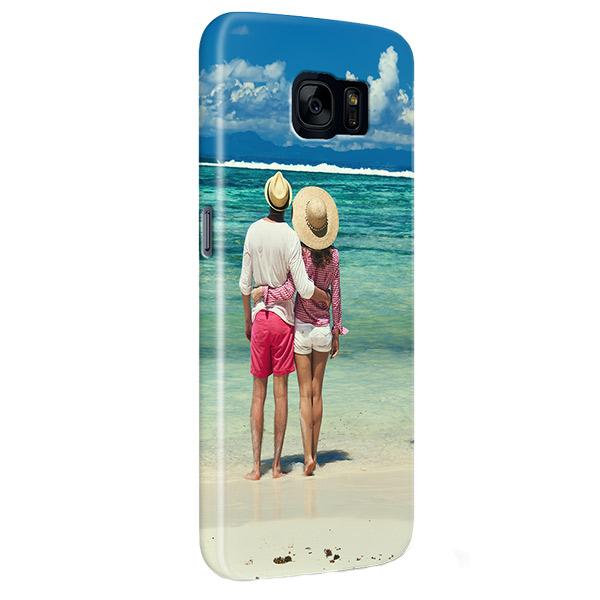 Samsung Galaxy S7 Hardcase hoesje met foto
