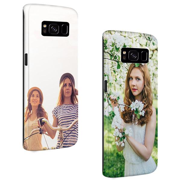 Galaxy S8 met foto