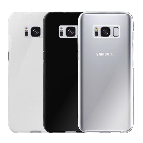 galaxy S8 plus softcase met foto