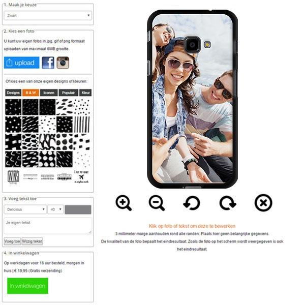 Galaxy Xcover 4 hoesje ontwerpen
