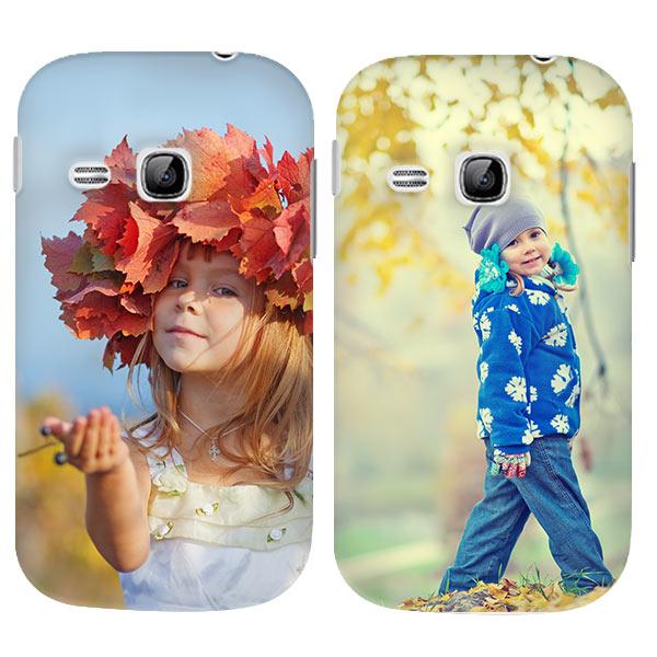 Samsung galaxy Y hardcase hoesje ontwerpen