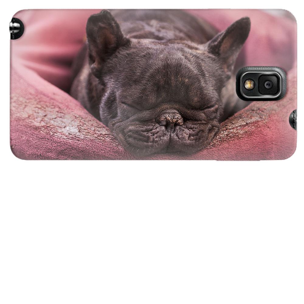 Samsung Galaxy Note 3 Hardcase hoesje met foto rondom bedrukt