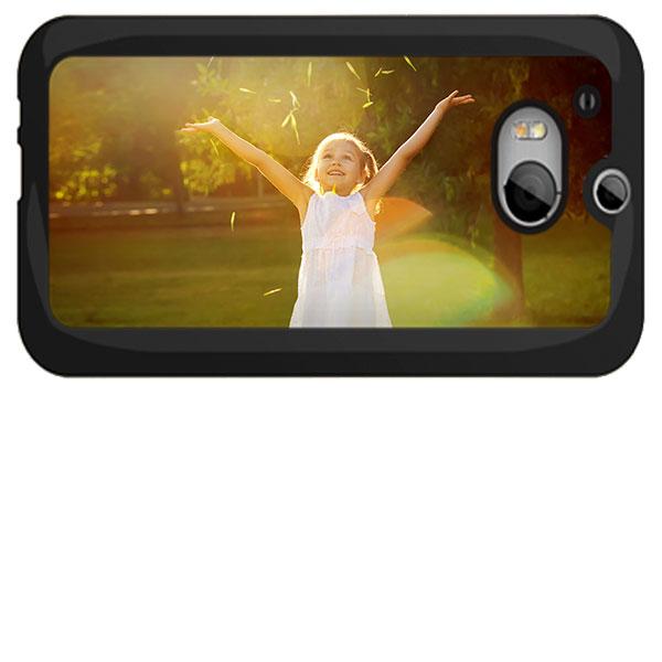 HTC One M8 Hardcase hoesje ontwerpen