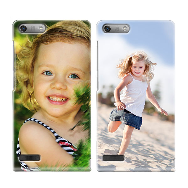 Huawei G6 4G moesje maken zwart en wit