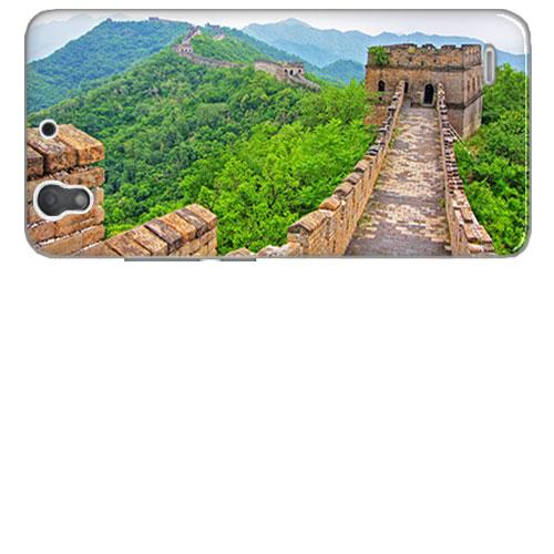Huawei Ascend G630 Hardcase hoesje ontwerpen Wit