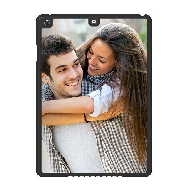 ipad air softcase met foto