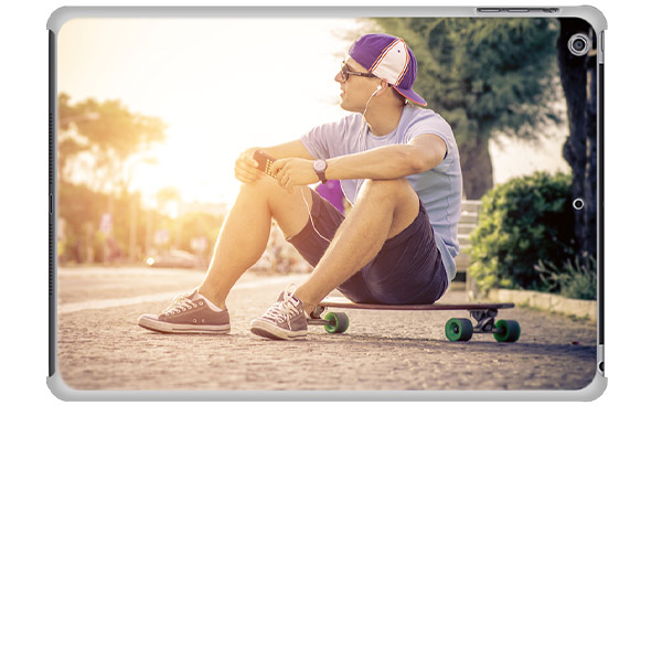 ipad air case met foto