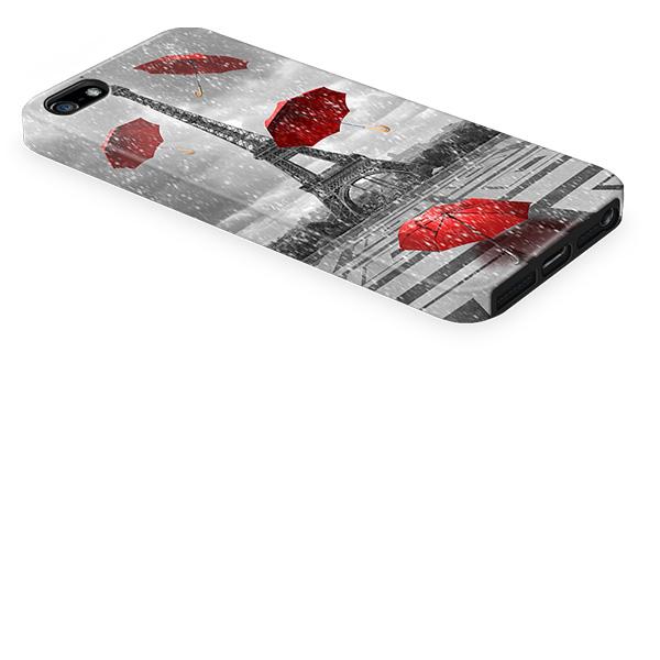 iPhone hardcase met foto rondom bedrukt