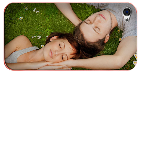 iPhone 4s Ultralight case met foto