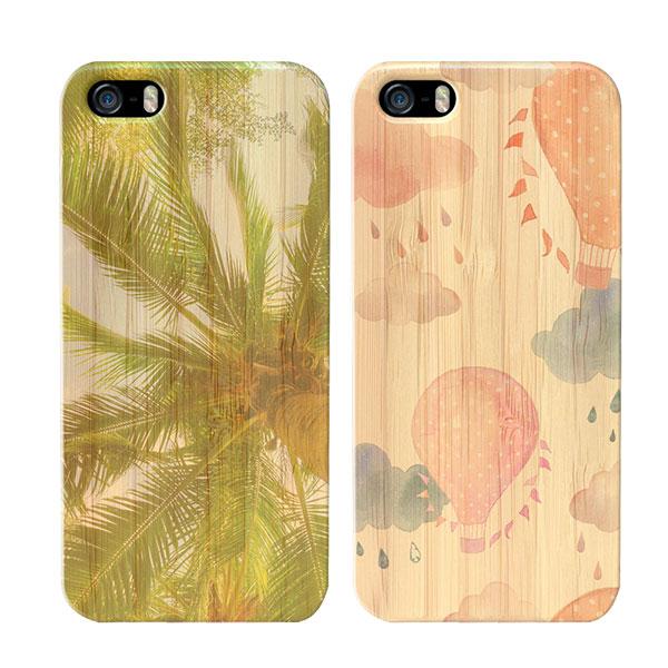 iPhone SE houtenhoesje maken met foto