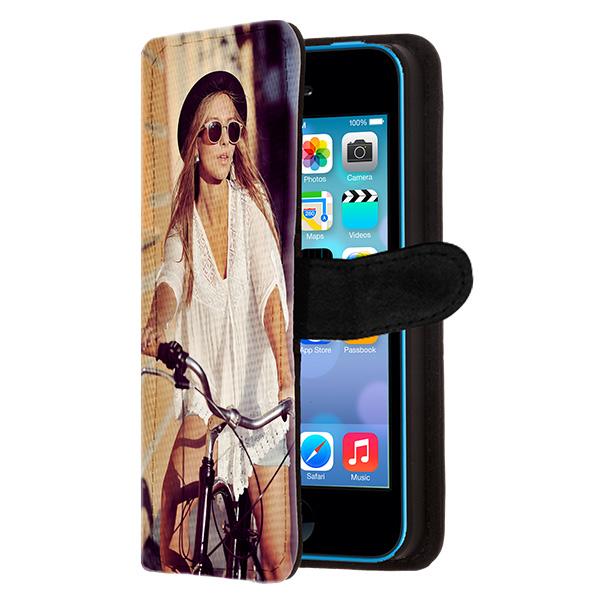 iPhone 5C portomonneecase maken