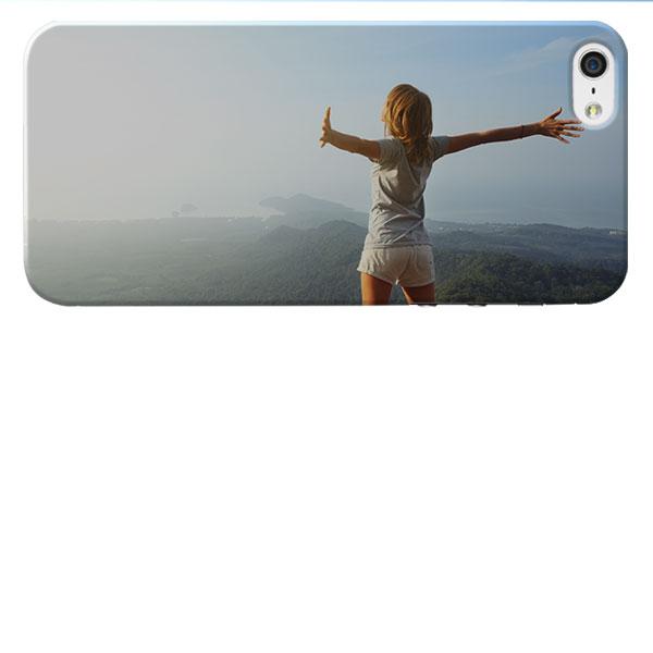 iPhone 5C hardcase met eigen foto