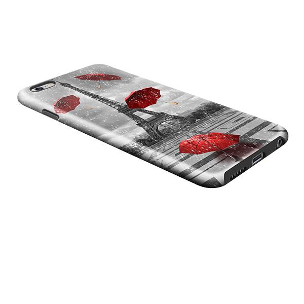 iPhone 6(S) toughcase rondom bedrukt met foto