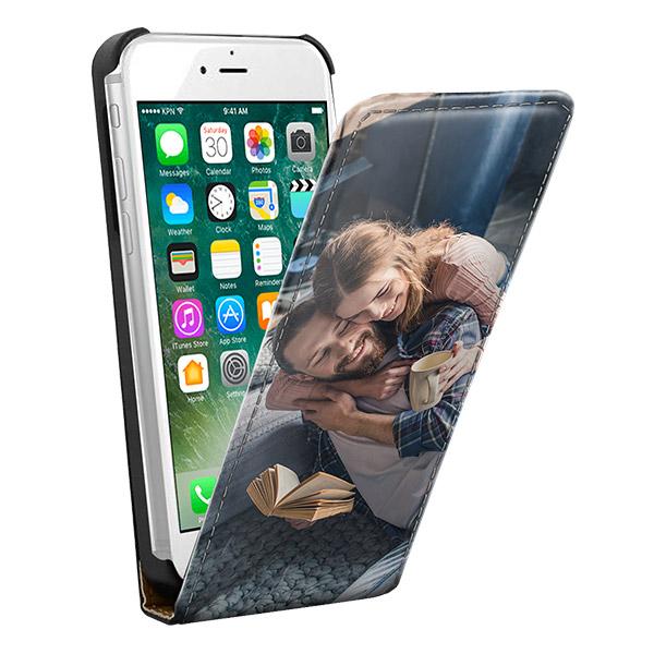 Persoonlijke iPhone 7 flipcase