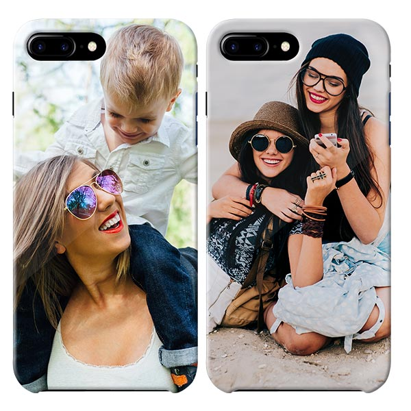 iPhone 7 PLUS hardcase met foto