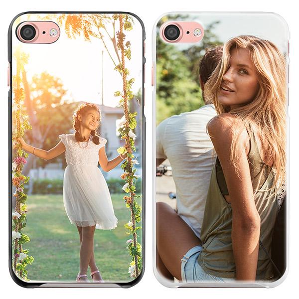 iPhone 7 softcase met foto