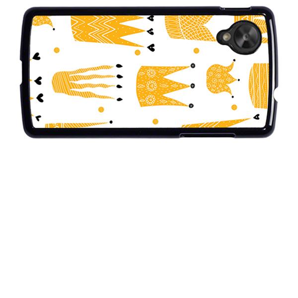 Nexus 5 hoesje maken - zwart