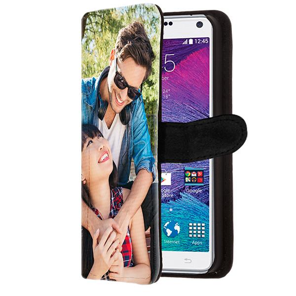 Samsung Galaxy Note 4 walletcase ontwerpen