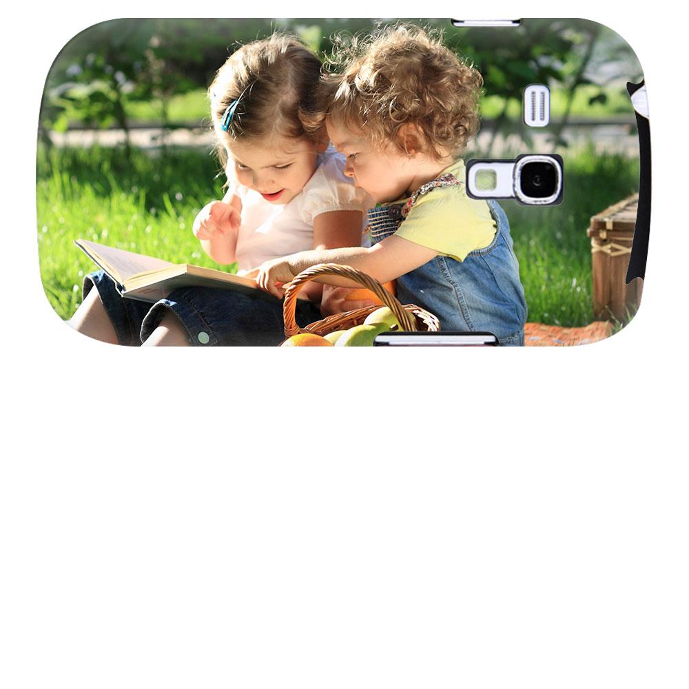 Galaxy S3 mini telefoon hoesje met foto