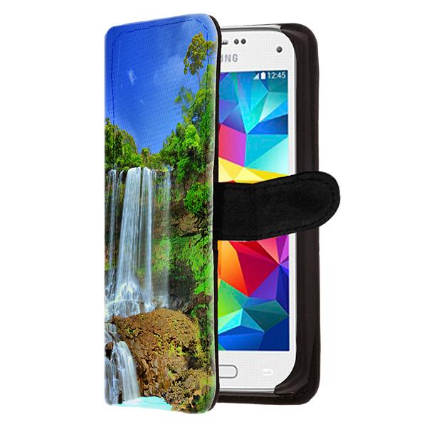 Galaxy S5 mini wallet case hoesje ontwerpen