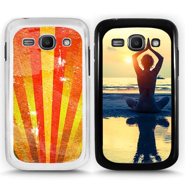 Samsung Galaxy Ace 3 Hardcase hoesje met foto
