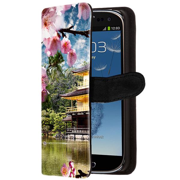 Samsung Galaxy S3 Portemonnee hoesje ontwerpen