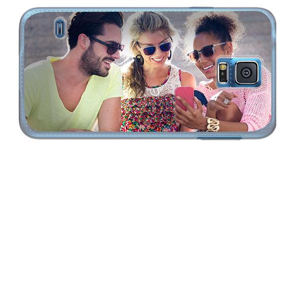 Galaxy S5 hardcase maken