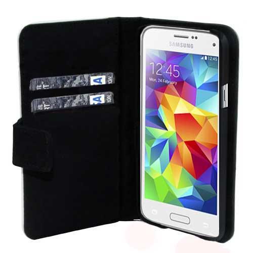Samsung galaxy S5 wallet case hoesje maken