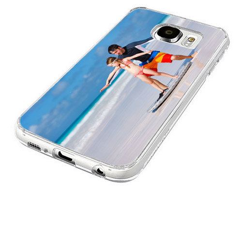 Galaxy S6 softcase maken