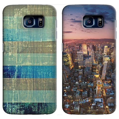 Samsung Galaxy S6 Edge hoesje met foto