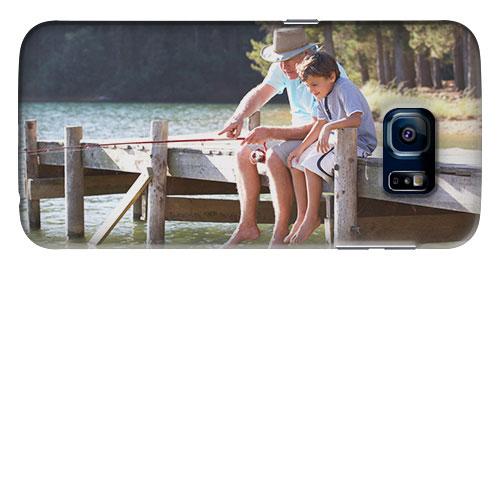 Samsung Galaxy S6 Edge hoesje maken