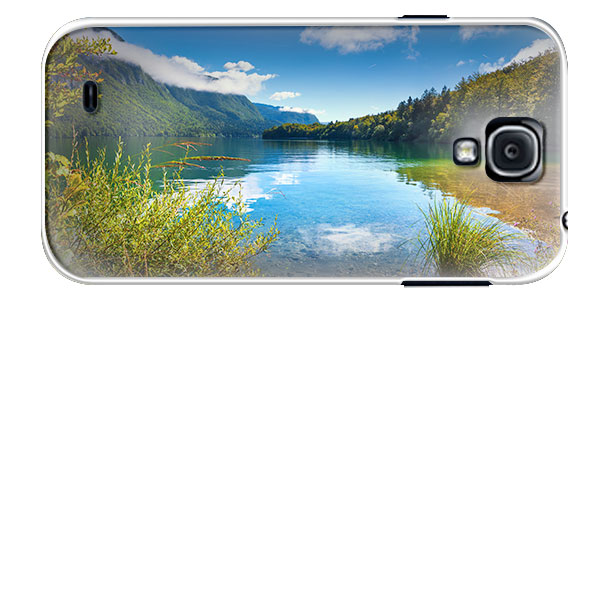 galaxy S4 softcase met foto