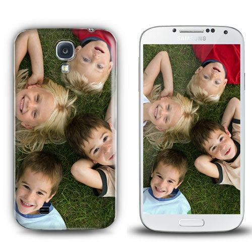 Samsung Galaxy S4 hoesje ontwerpen rondom bedrukt