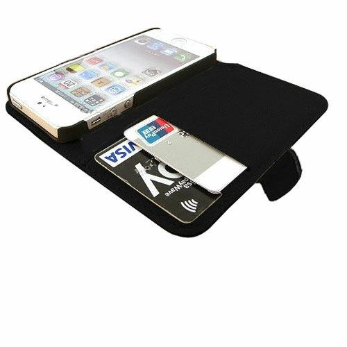 iphone 4s walletcase met foto