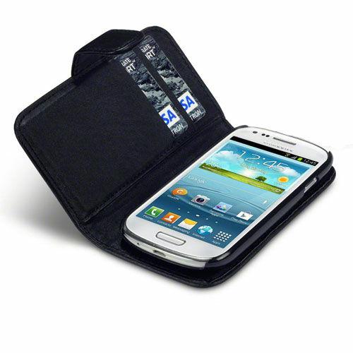 Samsung Galaxy S3 portemonneehoesje met foto