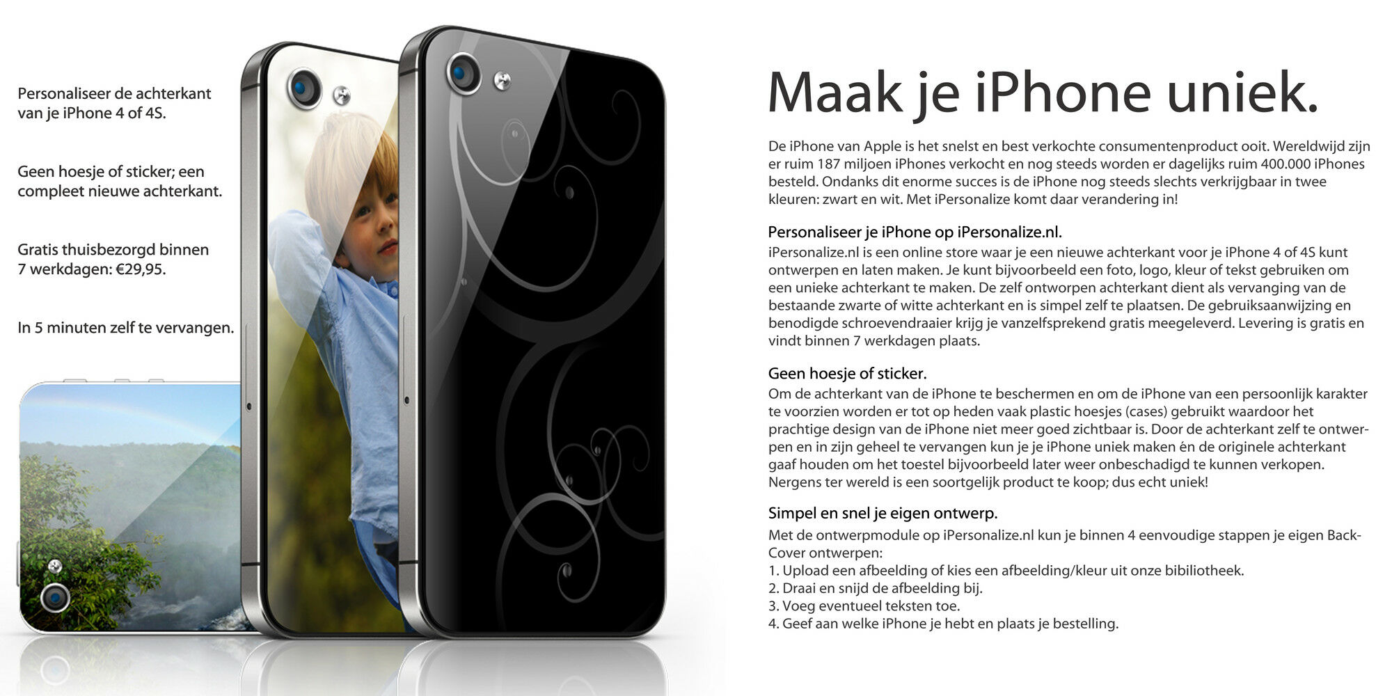 Nederlandse startup ontwikkelt unieke iPhone accessoire