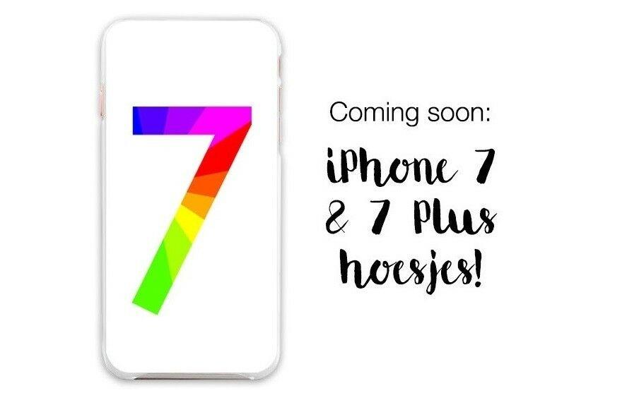 Tegelijkertijd met de aankondiging van de nieuwste smartphones van Apple heeft GoCustomized vandaag direct twee nieuwe iPhone 7 en 7 PLUS producten.